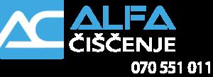 ALFA čiščenje globinsko čiščenje