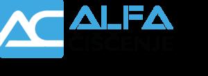 ALFA čiščenje globinsko čiščenje SI